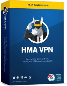 HMA Pro VPN 5.1.259 Crack + License Key [Latest 2021] Free Download