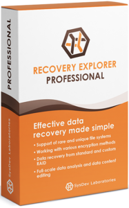 Recovery Explorer Professional 8.16 With Crack [Latest Version] 2021 Free Download