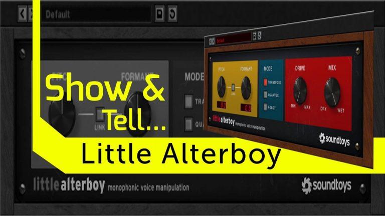 Little AlterBoy Crack 5.3.2 Mac/Win Torrent [Latest 2021] Free Download