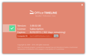 Office Timeline Plus 5.01.00 With Crack Free Download [Latest 2021]